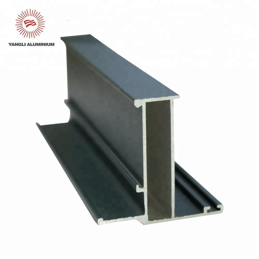 工場供給高品質パウダーコーティング押し出されたアルミニウムプロファイル