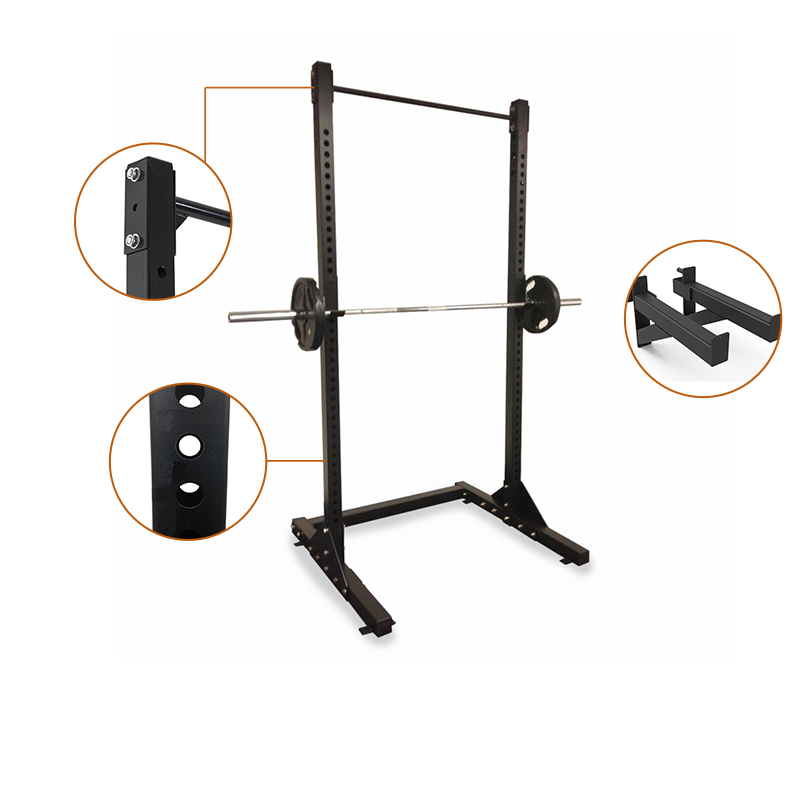 Gym Equipment Japan: マルチジム機器フィットネスハーフパワーラック-ジム用設備-製品ID:60476742369-japanese