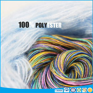 Xiangyi space dyed yarn slub yarn knitting patterns for socks and knitwear