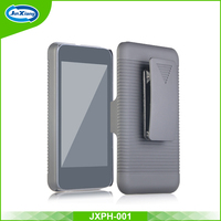china factory stand design mobile phone clip case for alcatel one touch pixi 3(4.0)/4013