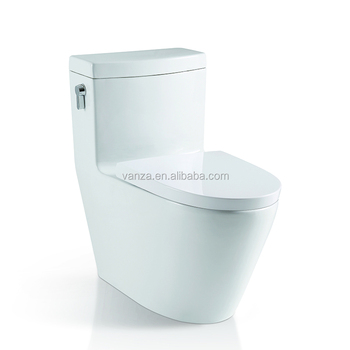 Ceramic Siphonic One Piece Toilet Round Bathroom Toilet Bowl Buy