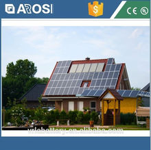 Arosi high effiency 2kw solar energy system power plant investor