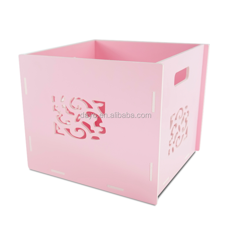 Wholesale Factory Price DIY Home Storage and Organizer Box