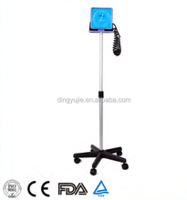 Hot sale Floor Stand Mobile Type Aneroid Sphygmomanometer/blood pressure monitor