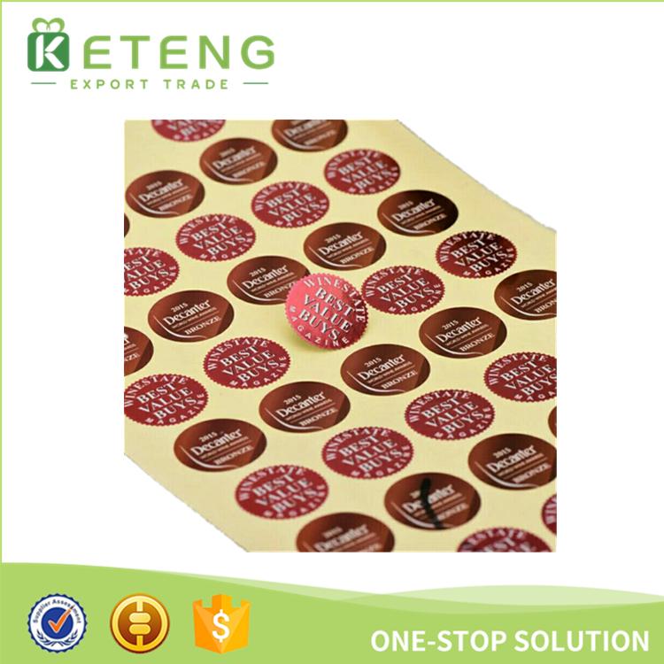 Custom High Quality 24k Rose Gold Round Sticker - Buy Rose Gold Sticker,24k  Gold Plating Sticker,Round Sticker Product on Alibaba com