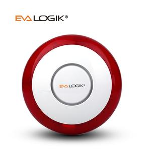 Z-Wave New Loud Outdoor Wireless Flashing Strobe Siren