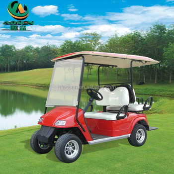 Japanese Used Golf Cart For 4 Person Club Car Rear Seat