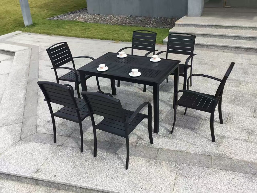 Master Luxury Rooms To Go Outdoor Furniture Dining Table Set For Rh125 Buy
