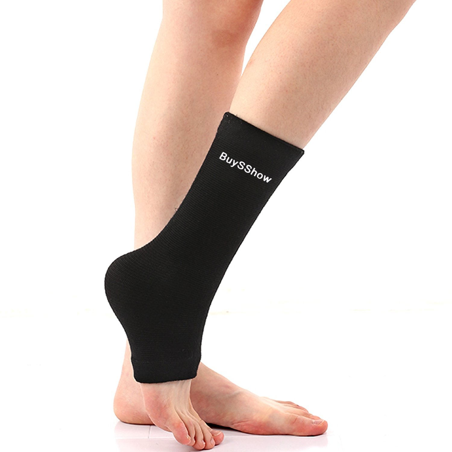 BuySShow 1-Pair Ankle Support   Plantar Fasciitis Foot Sleeve for Men    Women - 10f09efeea