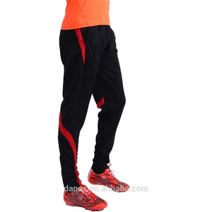 2019 new design leisure soccer training jogging pants gym sports pant