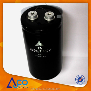 High Voltage Screw Terminal Electrolytic Capacitors 500v 6800uf ...