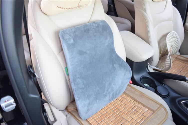 Dream Car High-density Memory Foam Back Support For Car Seat-lumbar ...