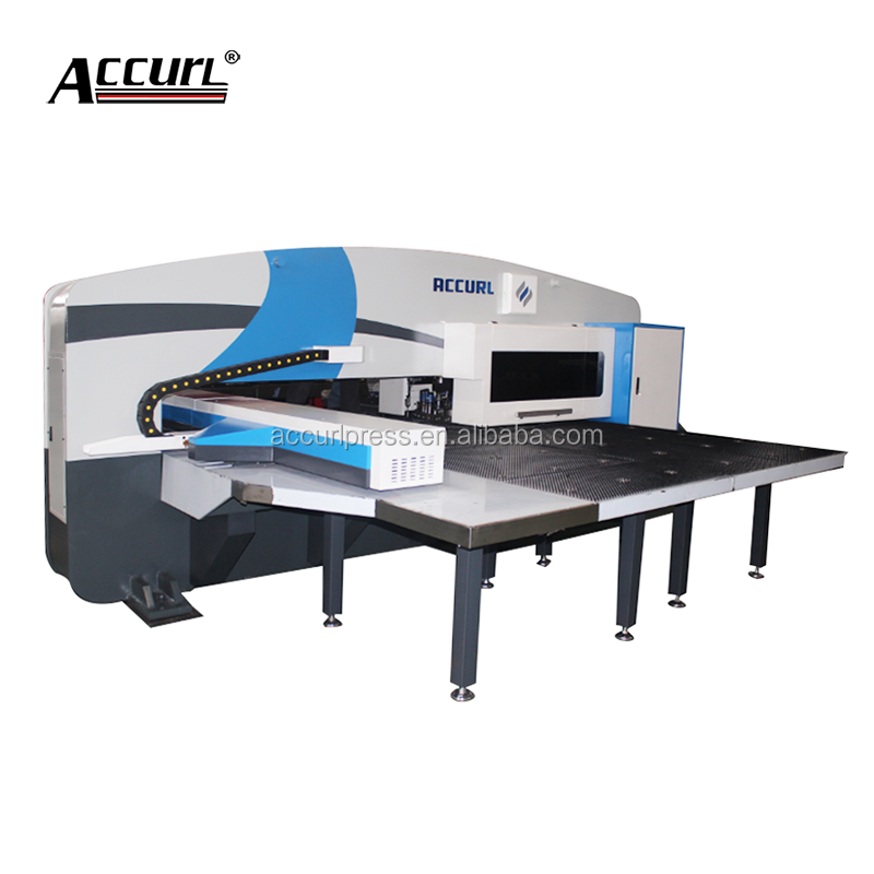 High performance CNC Turret Punching Machine