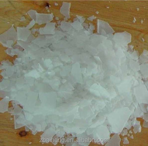 High Quality Sodium Hydroxide 98% 99% Caustic Soda Flakes NaOH