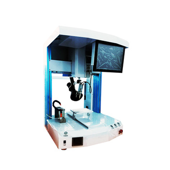 PCBA Desktop Automatic Dipping Soldering Machine