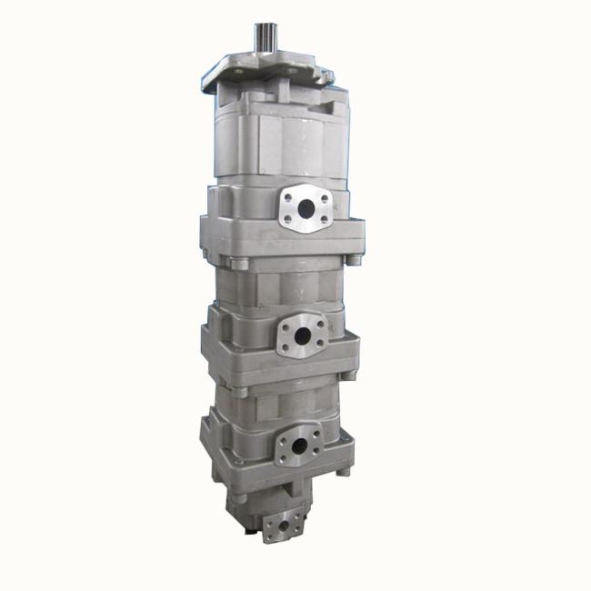 k-omatsu WA320-3-X WA320-3 hydraulic pump,gear pump hydraulic gear pump 705-55-34160