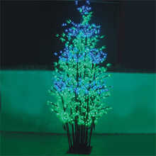 Shengjia Lilac led lighting decoration wholesale outdoor xmas decor