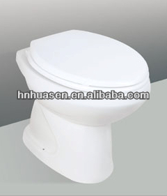 Hot Sale Ceramic Economic Simple Western Toilet 106C