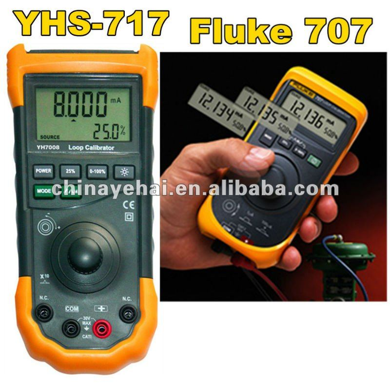 Yhs-717 Accuracy 0.025% Similar To Fluke 707 Signal Source Loop ...