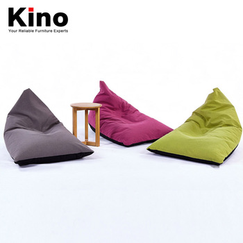 High Quality Lounge Bean Bags Modern Simple Lazy Beanbag Filling With Epp Ball
