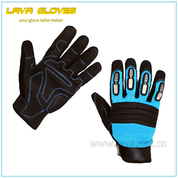 Anti Impact Safety Glove for Workman/anti-sweat glove for safety equipment
