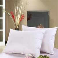 down pillow with zipper with double sliders