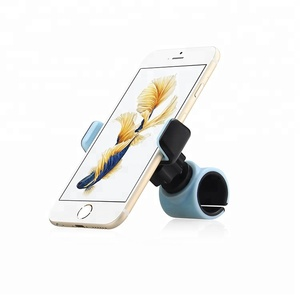 All in One Multifunctional Mobile Phone Car Mount Stand for shopping cart stroller airvent
