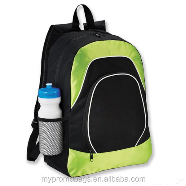 Durable sports laptop backpack bag for men