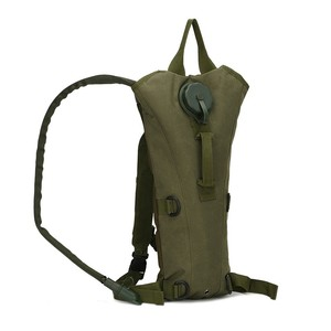 CYSHMILY 3L Outdoor Riding Sports Military Tactical Hydration Bladder water Bag Water Backpack