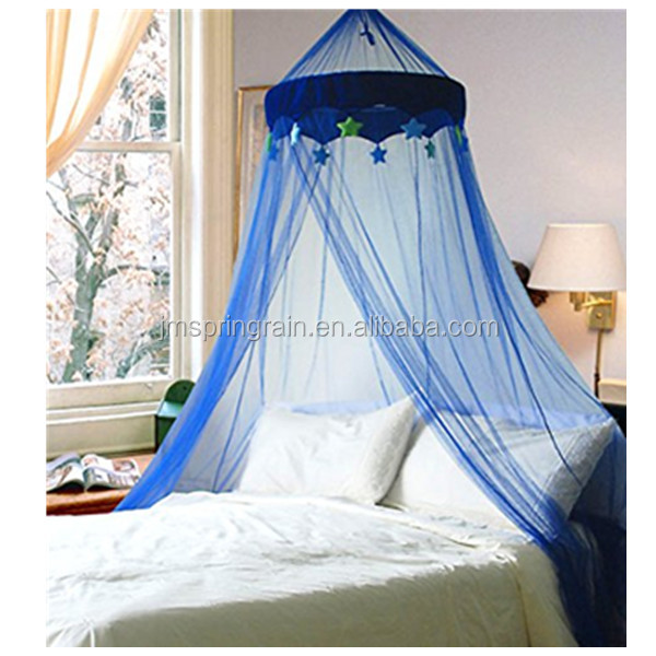 Polyester Children bed mosquito net boys bule mosquito canopy & Polyester Children Bed Mosquito Net Boys Bule Mosquito Canopy ...