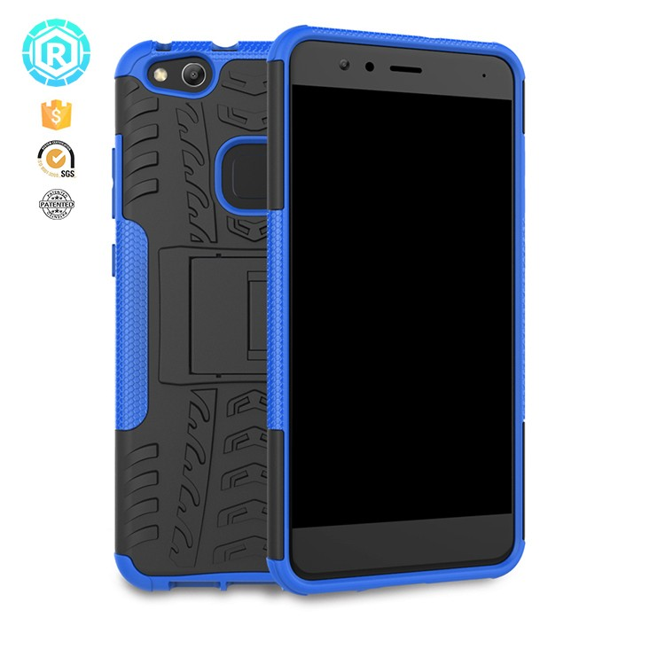the best attitude 665c6 efa5b For Huawei P10 Plus Case Cover,Mobile Phone Cover For Huawei P10 Plus  Hybrid Anti-shock Kickstand - Buy Case Cover For Huawei P10 Plus,Phone  Cover For ...
