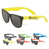 Reflective Custom Logo Brand Simple Design Unbreakable Sports Sunglasses