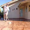 Factory Supplied Cheap Solvent Based Clear Acrylic Sealer for Stamped Concrete
