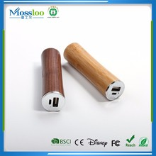 Top Supplier Wooden 2000 3000mah Power Bank Mobile Power