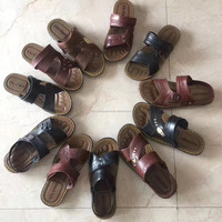 2017 cheapest and high quality stock shoes for Beach Slippers and SANDALS