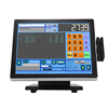 Top 15 inch all in one Pos machine / Windows pos terminal with Wifi RFID MSR