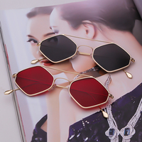 ADE WU STY616 Women Small Lenses Cute sun Glasses Hot Selling 2019 Amazon Old Fashioned Sunglasses