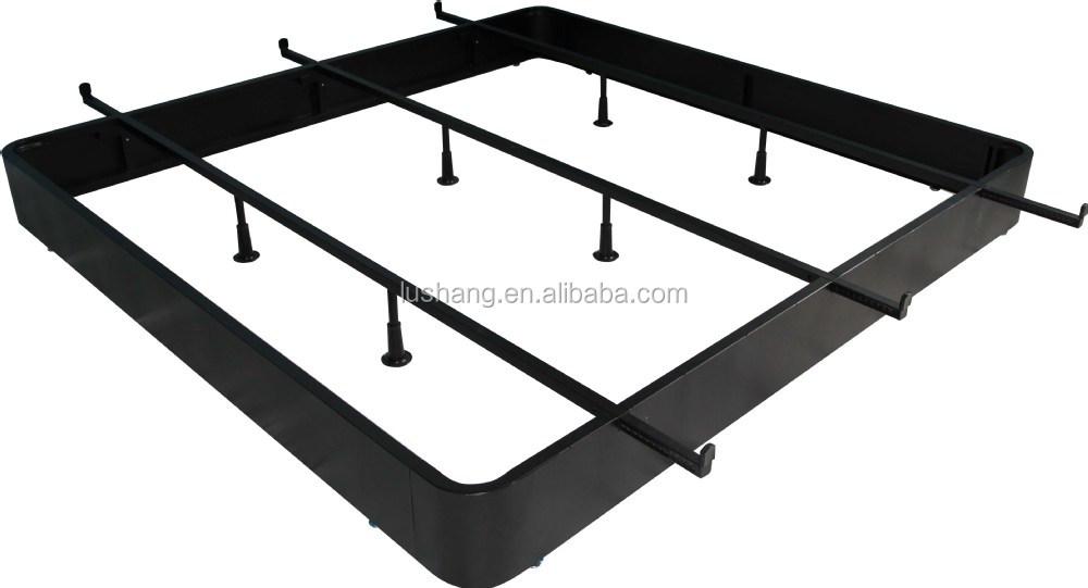 fullqueenking size metal hotel bed frame - Hotel Bed Frames