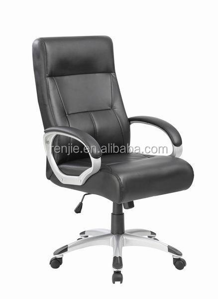 high quality Executive Leather Chair buttfly mechanism RJ-7808