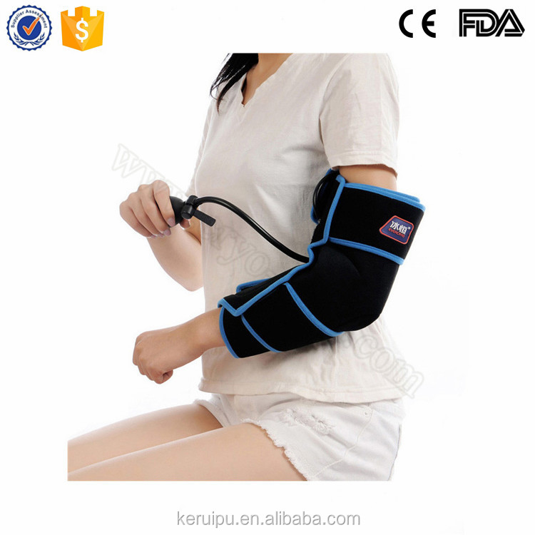 Personal Care Products Air Compression Therapy Unit for Elbow Injury Treatment