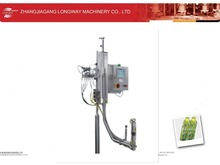 High quanlity Liquid Nitrogen Injection Machine for Juice /Milk and water