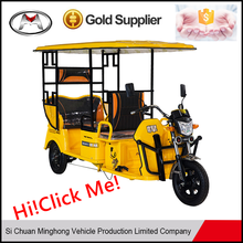 Popular cheap good quality moped cargo tricycle