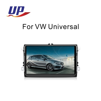 9 Inch Full Touch Display Rockchip Px5 Android 8 0 Car Multimedia Gps For  Vw Universal - Buy Car Dvd Gps For Vw,Car Multimedia For Vw  Universal,Adroid