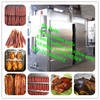 Hot selling automatic fish smoking house/ meat smoking machine for sale