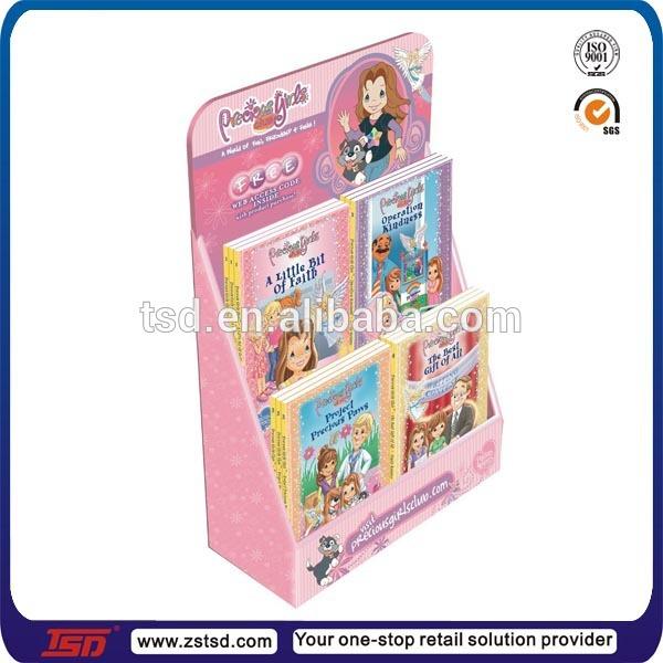 Tsd C760 Custom Cardboard Brochure Holderscardboard Book Display