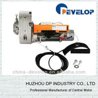 Electric central motor for rolling shutter(Chinabolt160,Chinabolt 160E)