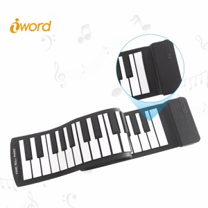 iWord N2049 Exclusive 49 keys Roll up Teaching Digital Educational Musical Piano Keyboard