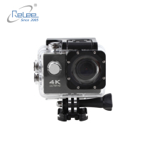 Cheap 170 Degree 4K 1080P 720P Full HD Mini H.264 Manual Wifi Waterproof Helmet Underwater Sport DV Camcorder Action Cam Camera