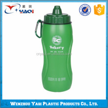 Plastic gift water bottle, food grade