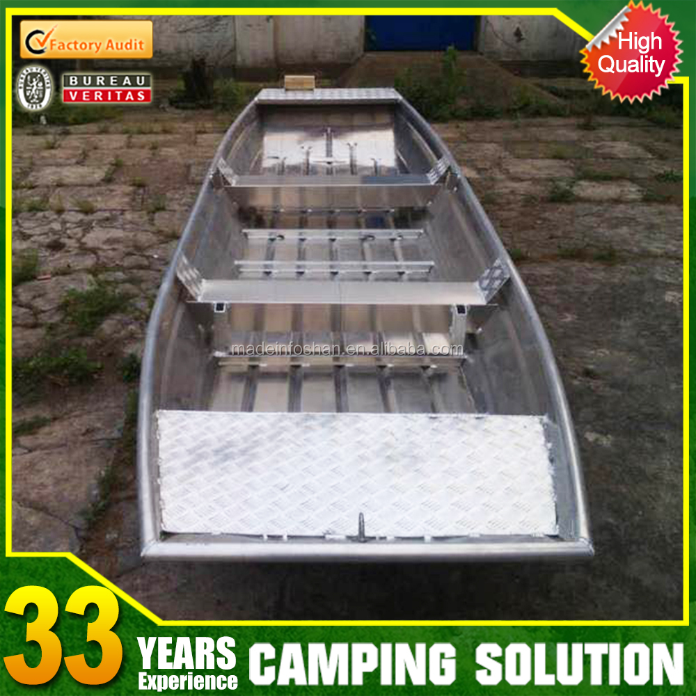 High Quality 14ft Aluminium Boat Hull